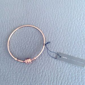 Marc by Marc Jacobs bracelet,color: Rose Gold,New